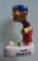 Feve - Milhouse - Simpson - 2000 - BD
