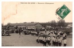 Travaux Du Génie - Manoeuvres D'Embarquement - Personaggi