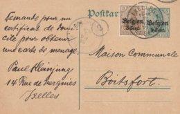 EP Ixelles 1 - German Occupation