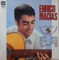 """Enrico Macis 33t. LP """"disque D'or De Cinq Années De Chansons"""" - Vinyles"""