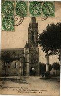 "CPA St-GERMAIN - D""Estreuil (Gironde) - L'Église St-GERMAIN (229817) - France"