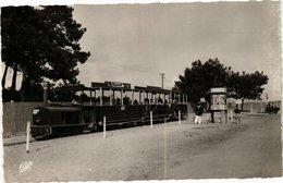 CPA Cap FERRET - Le Petit Train (229833) - France