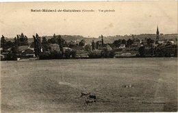 CPA St-MÉDARD-de-Guizieres (Gironde) - Vue Générale (229835) - France