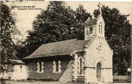 CPA Paussat-les-BAINS - Chapelle Notre-Dame (229867) - France