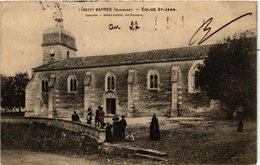CPA Vayres Église St-JEAN (336224) - France