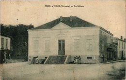CPA Auros La Mairie (336232) - France