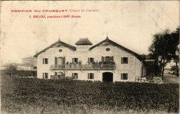 CPA Domaine Du Crusquet (336248) - France