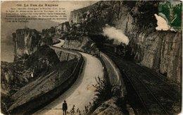 CPA Le Pas Du Raysse (336259) - France