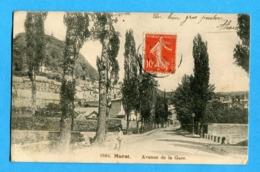 15 - Cantal - Murat - Avenue De La Gare  (0360) - Murat