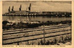 CPA Le VERDON La Gare Maritime (336321) - France