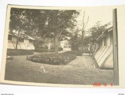 C.P.A  Salonique - Infirmières (Mlle Barbé L.) - Jardin à L'Hôpital Temporaire 2 - 1916 - SUP (AD68) - Croix-Rouge