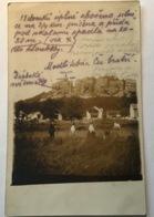 MNICHOVO HRADISTE-ČESKY RÁJ MOUNTAIN CATASTROPHE 1926 (Ak Real Photo Postcard Czech Republic Tschechien Münchengrätz - Tschechische Republik
