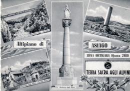 """Militari - Patriottiche - Alpini - Asiago 2019 -Annuale Raduno Ortigara-""""Resistere O Morire""""- - Patriottiche"""