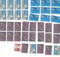 SUISSE Pro Aero Discount 50% OFF Under FV CHF 73.00 + Chf25 Charity In UNGUMMED Stamps X Postage HVs Lot - Luchtpostzegels