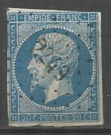FRANCE - Oblitération Petits Chiffres LP 2249 NEUILLY-SUR-MARNE Puis GAGNY (Seine-St-Denis) - 1849-1876: Période Classique