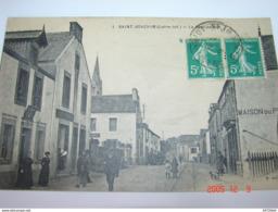 C.P.A.- Saint Joachim (44) - La Grande Rue - 1918 - SUP (AD91) - Saint-Joachim