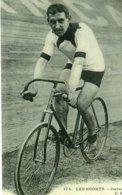 6915 Photo Cartonnée Repro. Cyclisme Duboc - Cycling