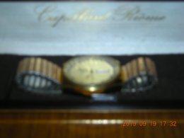 MONTRE HOMME CUPILLARD RIEME AUTOMATIQUE ETANCHE AVEC ETUI - Horloge: Luxe