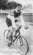 6916 Photo Cartonnée Repro. Cyclisme Bardonneau, Stayer Français - Cyclisme