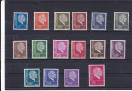 TURQUIE 1972-1977 ATATÛRK Yvert 2040-2047 + 2146-2152 + 2187 NEUF** MNH Cote : 21,40 Euros - 1921-... Repubblica
