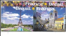 France:(sous Faciale) Bloc Feuillet Emissions Communes N° P4255 - Sheetlets