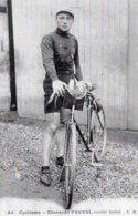 6923 Photo Cartonnée Repro. Cyclisme  Eberardo Pavesi - Cycling