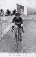 6925 Photo Cartonnée Repro. Cyclisme Cornet - Cycling