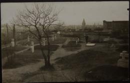 Photo Cimetière / Phot. Namèche, Auvelais - 1er Prix Expo De Châtelet 1916 - Sambreville