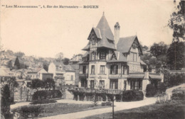 "ROUEN - Villa ""Les Marronniers"" - 4 Rue Des Marronniers - Rouen"
