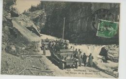 DAUPHINÉ - LE VERCORS - Les Gorges De La Bourne (automobile ) - Autres Communes