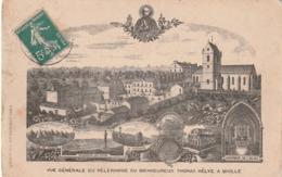 50 Biville.Vue Générale Du Pelerinage Du Bienheureux Thomas Helye - France