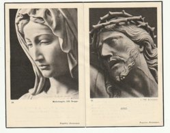 Doodsprentje Pater Pius (Florent) MEULEPAS Dominikaan Lier 1879 Tienen 1958 - Devotion Images