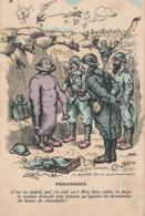 Humoristique : Poilusades : ( Illust. CH-LEO /16 ) - War 1914-18