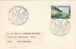 BELGIQUE - 1980 - 22è Festival Van Schoten - Windmills