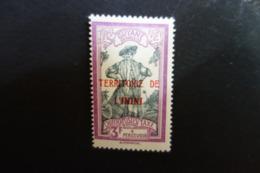 ININI TAXE N° 9 B * Mh - Inini (1932-1947)
