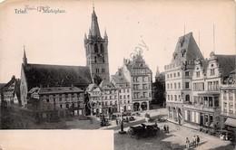 Cartolina Trier Marktplatz 1904 - Cartoline