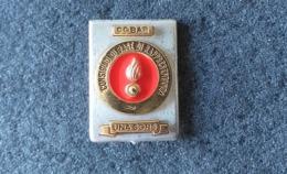 Distintivo Da Giacca E.I. COBAR Comitati Base Rappresentanza Raro - Esercito