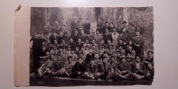Collegio San Leone Magno - 1942 - Foto Di Gruppo, Adunanza - Ritaglio Di Rivista - Roma? - Cartoline