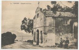 CORSE CPA  AJACCIO - Chapelle Des Grecs - Animée - Ajaccio