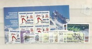 1994 MNH Greenland, Year Complete According To Michel, Postfris - Greenland