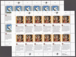UN Geneva 1993 Mi# 233-34** HUMAN RIGHTS - Unused Stamps