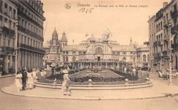 Cartolina Ostende Kursaal 1925 - Cartoline