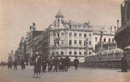 Cartolina Ostende Animata 1925 Fotocartolina - Cartoline