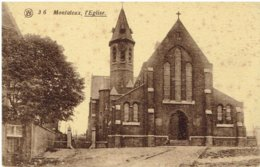 MONTALEUX - L' Eglise - Mouscron - Moeskroen