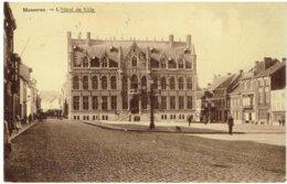 MOUSCRON - L' Hôtel De Ville - Moeskroen
