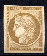 Prix En Baisse - YT N° 1 Signé - Neuf ** - MNH - Cote: 6000,00 € - 1849-1850 Cérès