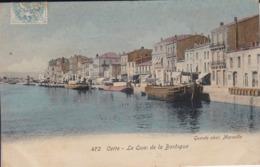 [34] Hérault > Sete (Cette) Le Quai De La Bordigue - Sete (Cette)