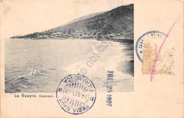 Cartolina La Guayra Timbro Regia Nave Fieramosca 1907 - Cartoline