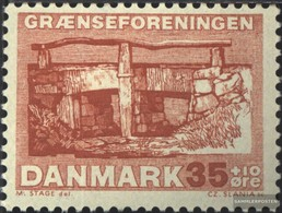 Danimarca 419 (completa Edizione) MNH 1964 Schleswig Grenzverein - Nuevos