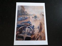 Affiche Course De Voitures Anciennes : Course Sur Route & - Affiches